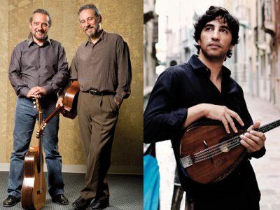 Sérgio & Odair Assad, guitar duo, Avi Avital, mandolin