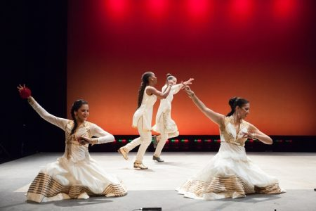 SPEAK: Kathak and Tap Unite