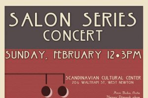 Salon Series Concert