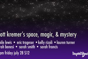 Scott Kremer's Space, Magic, & Mystery