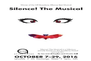 Silence! The Musical presented by Arts After Hours
