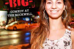 Something Big! Live Comedy with Headliner Liz Miele
