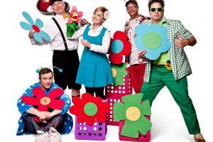 South Shore Conservatory's Wacky Wednesdays Presents Karen K & the Jitterbugs