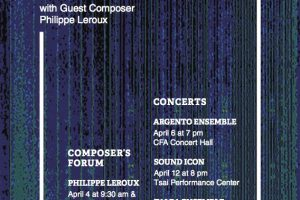 Spectral Music Festival: Sound Icon New Music Ensemble