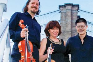 St. Petersburg Piano Quartet - All Beethoven Program