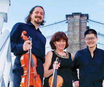 St. Petersburg Piano Quartet - All Beethoven Progr...