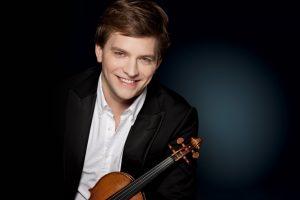 Staatskapelle Weimar with Valeriy Sokolov, Violin - Brahms, Strauss, Beethoven