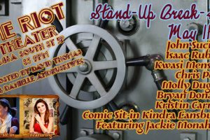 Stand Up Break In w/ Jackie Monahan