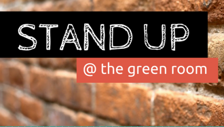 Stand up at the Green Room