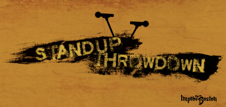 StandUp ThrowDown Finals