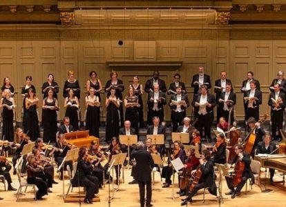 Sunday Concert Series: Handel and Haydn Society