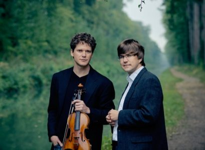 Sunday Concert Series: Paavali Jumppanen, piano & Corey Cerovsek, violin