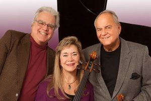 Sunday Concert Series: The Kalichstein-Laredo-Robinson Trio