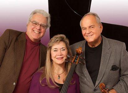 Sunday Concert Series: The Kalichstein-Laredo-Robinson Trio