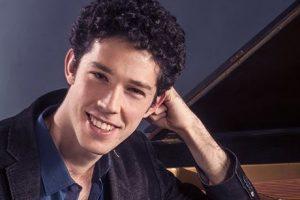 Sunday Concert Series: Tomer Gewirtzman, piano