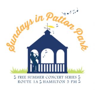 Sundays in Patton Park - Grupo Fantasia