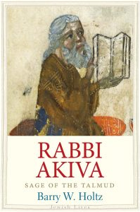 "TALK | ""Rabbi Akiva: Sage of the Talmud,"" with Barry Holtz"