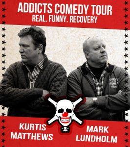 The Addicts Comedy Tour Comes to Boston