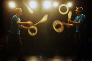 The Amazing Nano Brothers Juggling Show