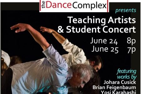 The Dance Complex Teaching Artists & Student Showcase