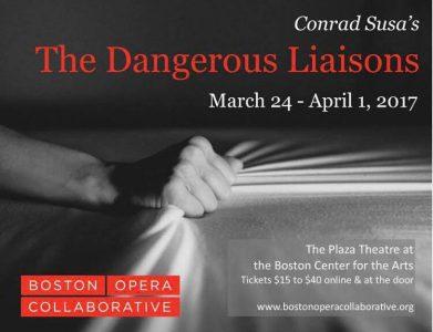 The Dangerous Liaisons