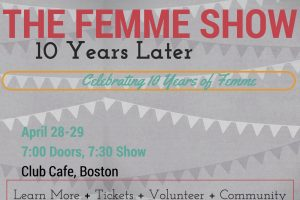 The Femme Show: 10 Years Laver