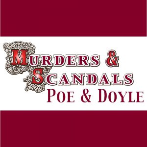 The Post-Meridian Radio Players Present: Murders and Scandals!