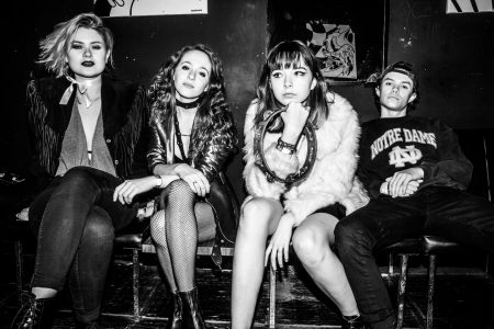 The Regrettes / Active Bird Community