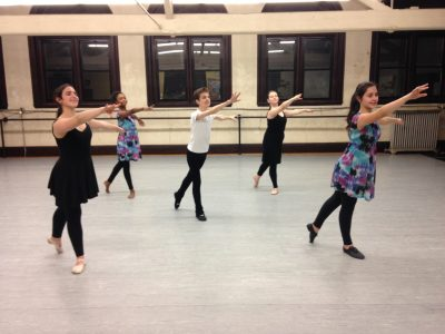 The School of Classical Ballet's Repertory Company Performance