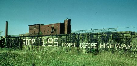 The Southwest Corridor Park: A Community's Response to a Highway