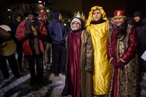 Three Kings Day Parade and Celebration