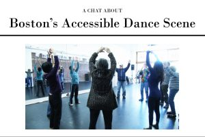 Together in Dance: a chat about Boston's accessible dance scene