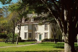 Tour the Dorothy Quincy Homestead