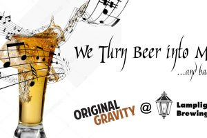Turning Beer into Music: Original Gravity at Lamplighter Brewing in Cambridge