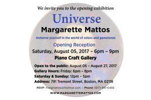 Universe: Margarette Mattos