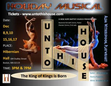 Unto This House, The King of Kings is Born - The Musical
