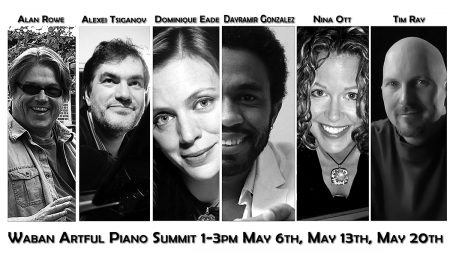 Waban Artful Piano Summit
