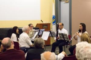 Weston Wind Quintet