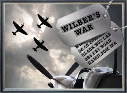Wilber's War: An American Family's Journey through World War II
