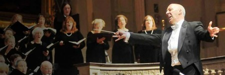 BachFest IV: Worcester Chorus & CONCORA