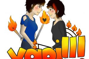 Yaoi!!! on Fire