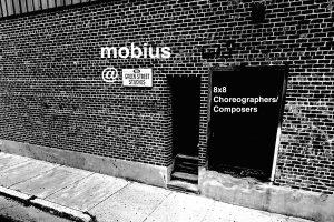 mobius @Green Street Studios : 8x8 choreographers/composers