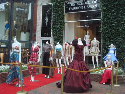 School of Fashion Design