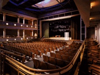 Sorenson Center for the Arts, Carling-Sorenson Theater