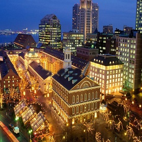 Faneuil Hall Marketplace (Quincy Market, North Market, and South Market)