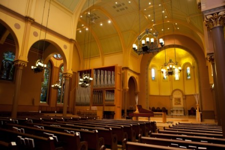 First Church in Cambridge