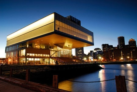 The Institute of Contemporary Art/Boston