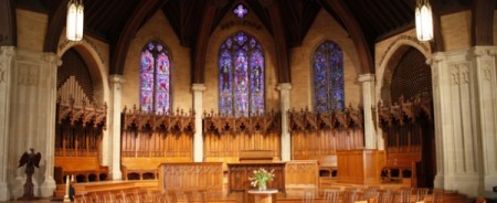 Houghton Chapel at Wellesley College