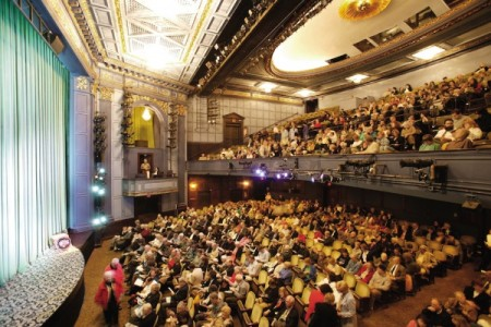 Huntington Avenue Theatre, Mainstage