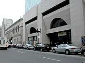 Boston Public Library (Johnson Bldg)